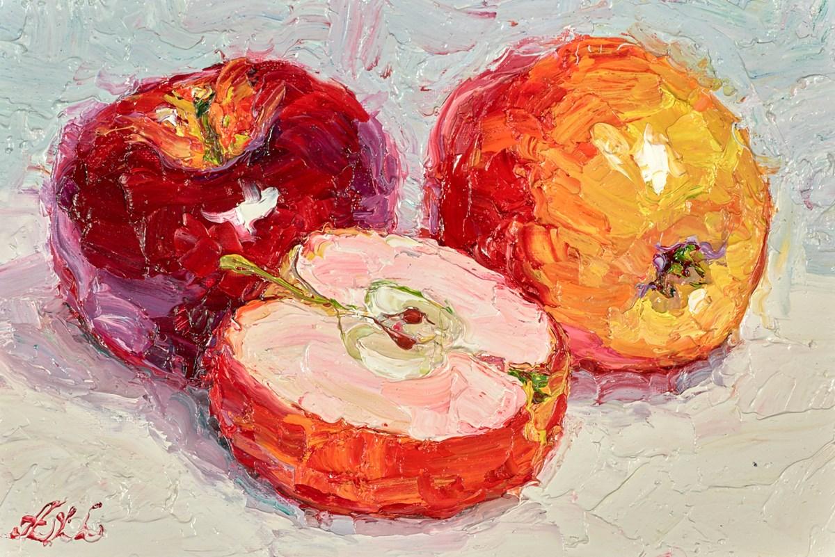 Red Apples I